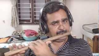 Bansuri Flute Practice - Khilte Hai Gul Yaha - Sharmilee