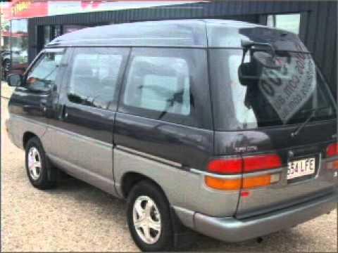 1993 Toyota Townace Arundel Qld Youtube