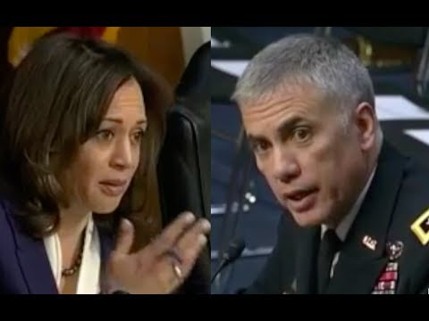 NSA Director And U.S. Cyber Commander Senate Confirmation Hearing