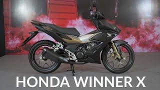 Honda Winner X có gì mới?