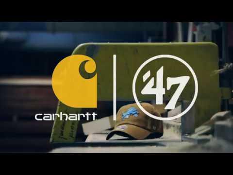 Carhartt X  47 Kicks Off - YouTube 09b8f894c