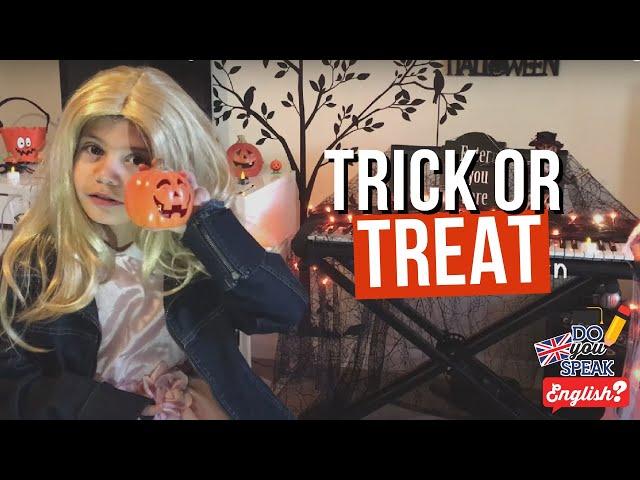 Expressões de Halloween em inglês | Londres na Latinha #7