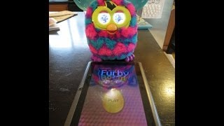 Furby Boom App - connecting to Furby Boom for first time