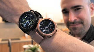 Samsung Galaxy Watch 3 (41mm & 45mm) | Comparison & Full Tour