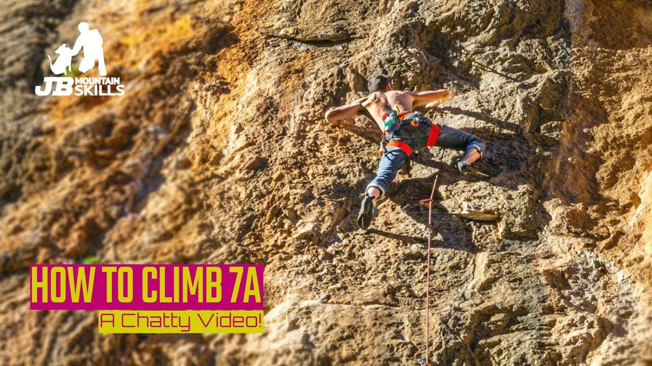 How To Climb 7a!