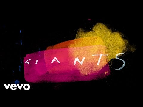 Take That - Giants (Lyric Video)