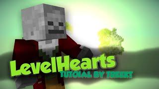 Jak używać i wgrać plugin LevelHearts na serwerze Minecraft (Bukkit)