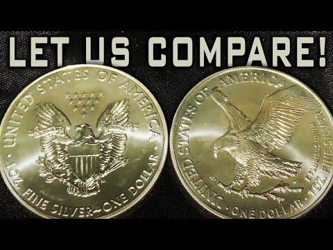 American Silver Eagle: