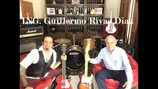 "Cureño Rock Café ""the interview "" ING. Guillermo Rivas Diaz"