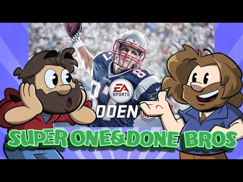 Super One and Done Bros | Let's Play: Madden 2017 | Super Beard Bros.