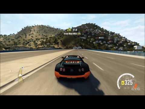 Forza Horizon 2 – Bugatti Veyron Super Sport   Top Speed 436 KMH [HD]