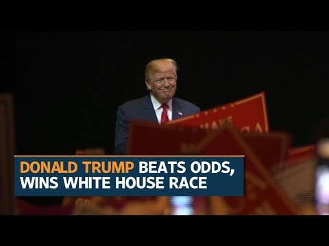 US election 2016 | Donald Trump elected US President