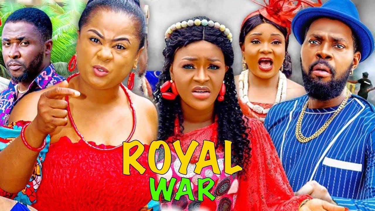 Download ROYAL WAR SEASON 1  {NEW TRENDING MOVIE} - 2021 Latest Nigerian Nollywood Movie