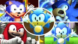 Evolution of Deleting Save Data in Sonic Games (1991-2018)