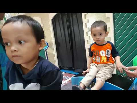Rafky and Rexy Holidays at Thomas and Friends Mini & Mighty Indonesia Tour 2017