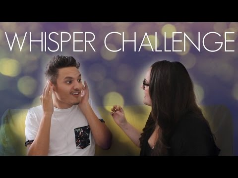 OFF DUTY WHISPER CHALLENGE
