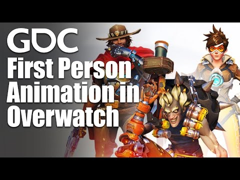 Animation Bootcamp: The First Person Animation of Overwatch