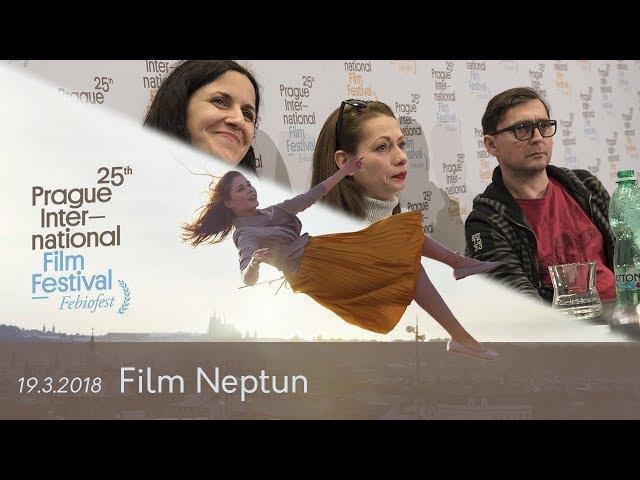 Neptun | Tisková konference MMF Praha - Febiofest 2018