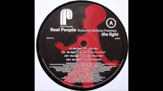 "Reel People ft. Vanessa Freeman - The Light (Copyright 12"" Vinyl Mix)"