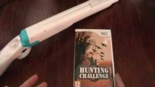 Wii Hunting Challenge