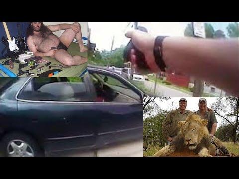 Gun Nuts, Cecil the Lion & Cops