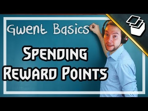 How Best to Spend Reward Points | GWENT HOMECOMING