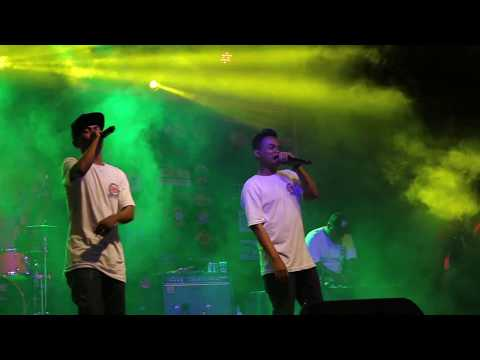 [HD] NDX AKA - Lilakno Aku (Live in JEC Indonesia Scooter Fest 2017)