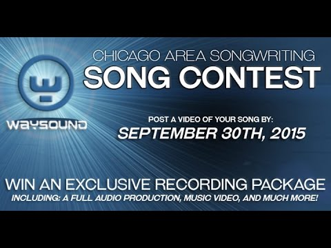2015 Songwriting Contest