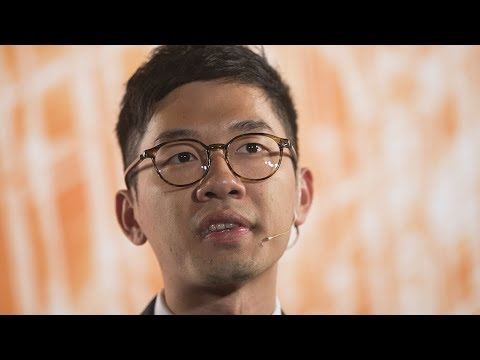 Protest Leader Leaves Hong Kong To Pursue Master's Degree In U.S.