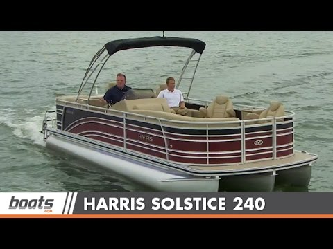 Harris Solstice 240video
