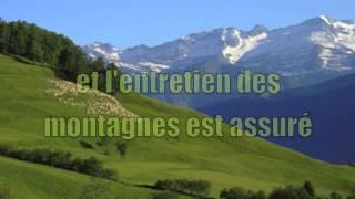 La production agneau des pyrenees