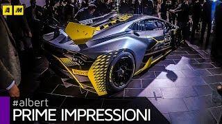 Lamborghini Huracan Super Trofeo EVO | nuova veste in stile Veneno dal 2018