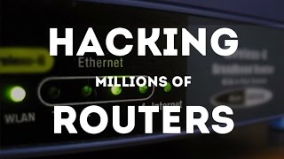 Router Hacked
