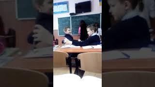 Как проходит урок Украинского язика