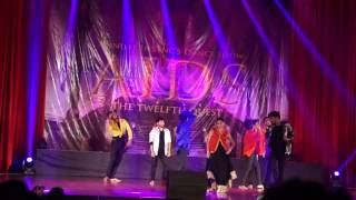 awesome dance performance by iit bombay girls and boys    annual insync s dance show    iit bombay