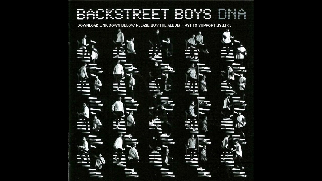 backstreet boys dna album free download