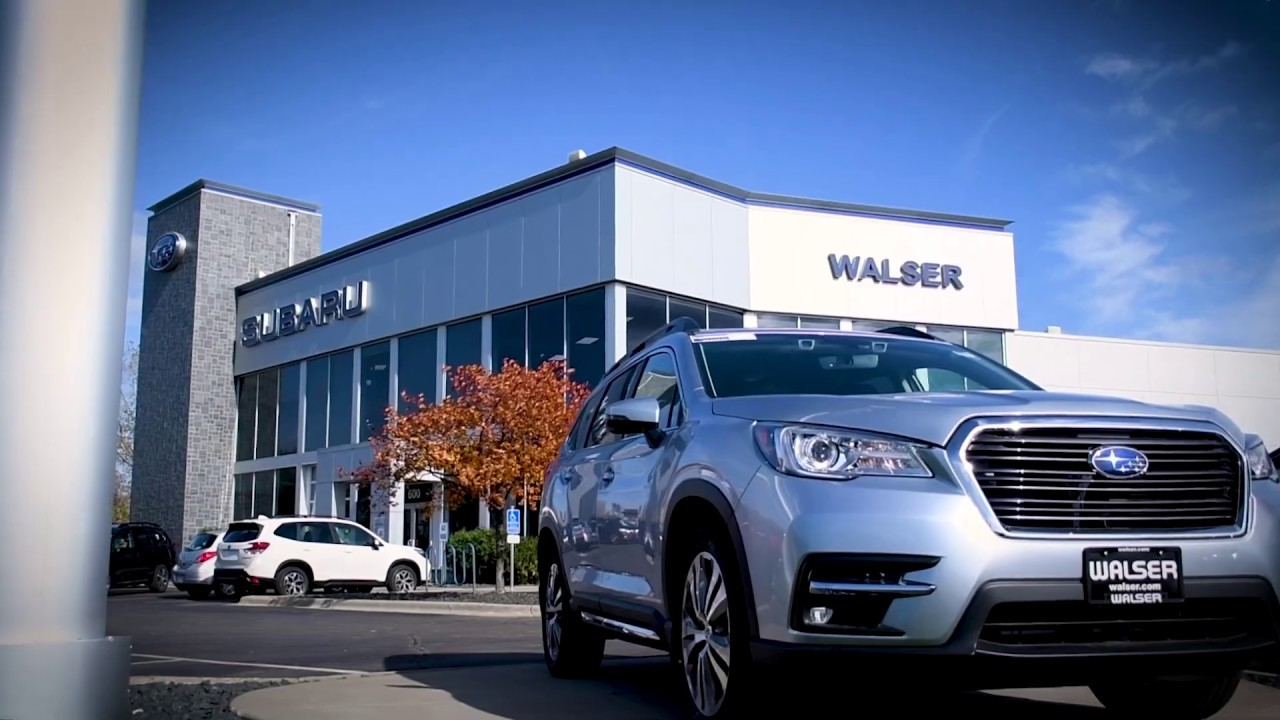 Find Your Next Subaru At Walser