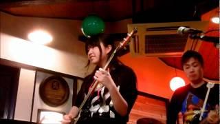 2012.3.31 埼玉県東松山市のレトロポップ食堂で開催された、熊谷ベンチ...