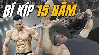 EP 80: Buổi tập ngực Cực THỐN cùng Anh LONG DNA| Chest day| An Nguyen Fitness