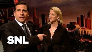 Steve Carell Monologue - SNL