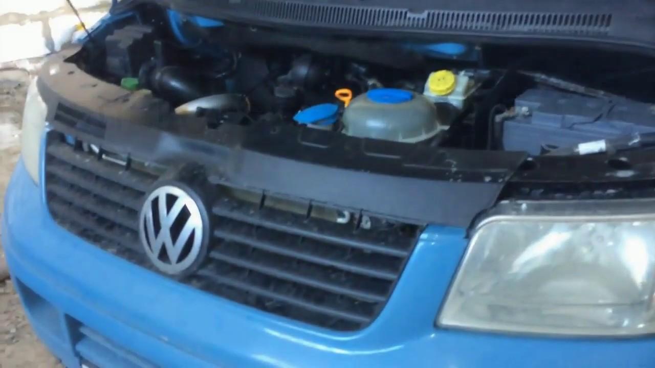 ремонт дизельного двигателя фольксваген транспортер т5