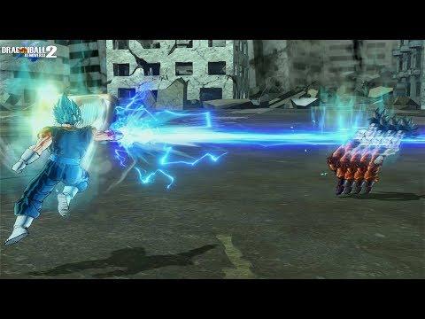 Incredible Ultra Instinct Dodges - DragonBall Xenoverse 2