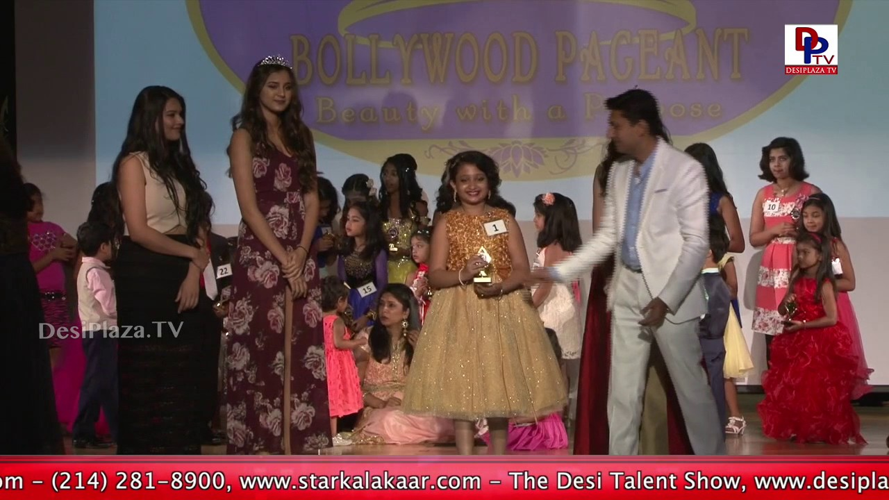 Woww !! This is damn cute !! Cute kids do a ramp walk at Bollywood Pageant 2017 | Pooja Batra | DPTV