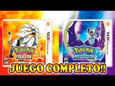 Descargar Pokemon Sol Y Luna Para Pc Emulador Citra 3ds Juego