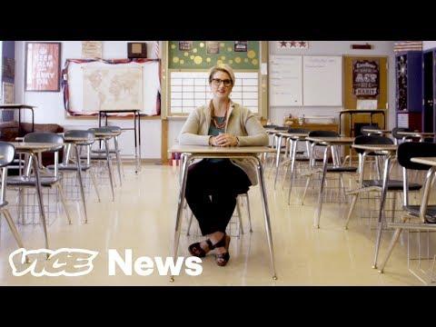 Oklahoma Teachers Are