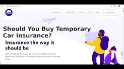 Should You Buy Temporary Car Insurance? - Lloyd Vehicle Consulting