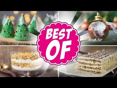Die BESTEN Weihnachts-Desserts   Sallys Best Of