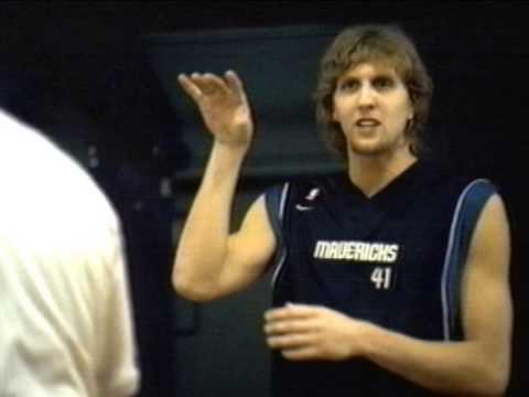 Dallas Mavericks Mastercard Commercial (2003)