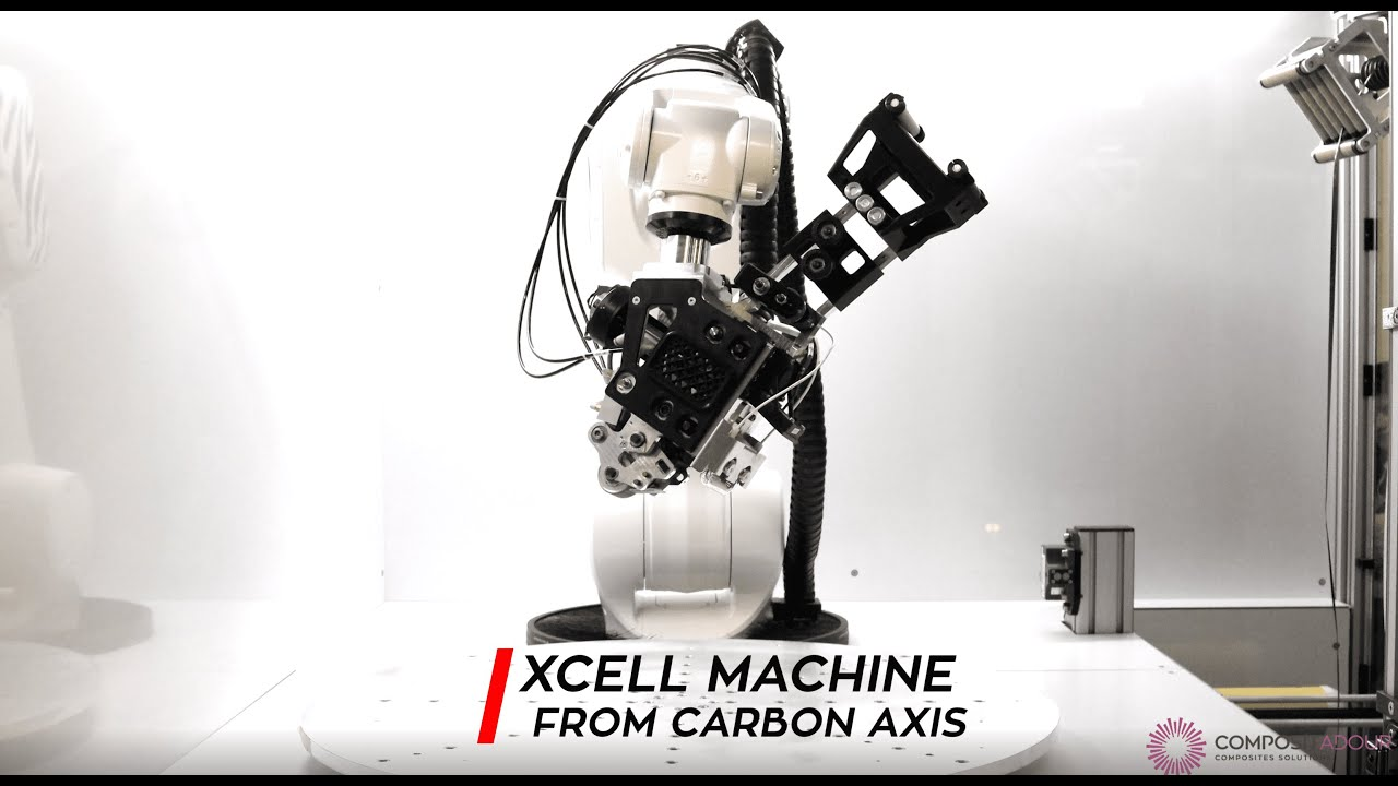Carbon Axis XCell strengthens AFP capabilities at Compositadour