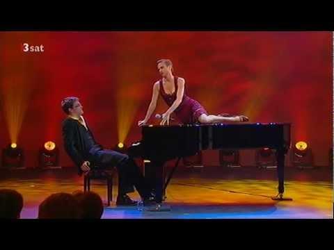 Bodo Wartke und Melanie Haupt: Quand même je t'aime (3sat-Festival 2011)